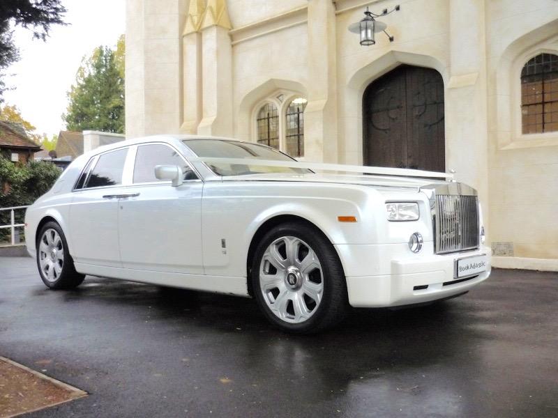 Rolls Royce Phantom hire - London Hire Hemel Hempstead