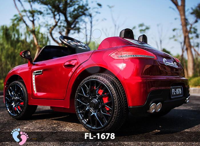Xe điện thể thao cho bé Porsche FL-1678 3