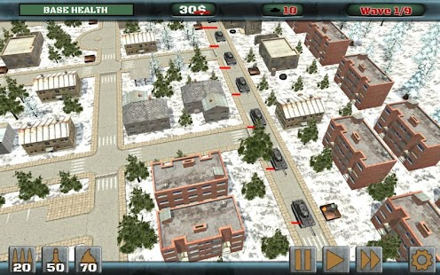 3 Weltkrieg - Globaler Konflikt (Tower Defense) Screenshot