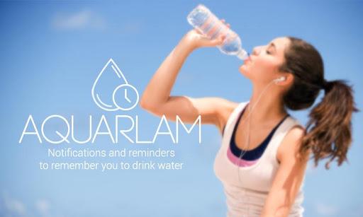 Daily Water Reminder Alarm