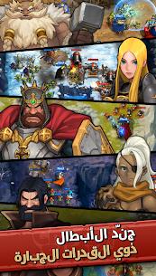 تحميل لعبة Castle Burn – RTS Revolution مهكرة الاصدار الاخير 6