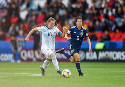 Mondial 2019 : L'Argentine est parvenue à tenir le Japon en échec