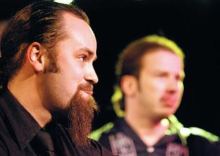 Photo: 2008 nr 19 Wentus Bluesband med Clas Yngström 080201 Nefertiti Göteborg