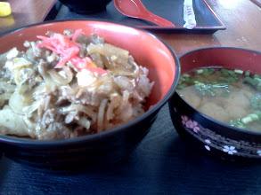 Photo: 和牛丼