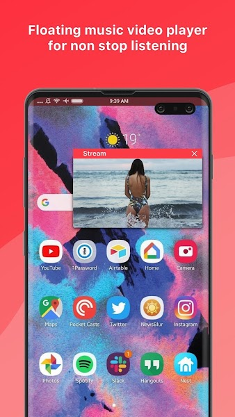 Download APK: Free music player for YouTube: Stream v2.13.02 [Pro]