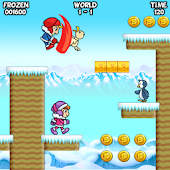 Super Frozen Adventure Game