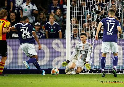 """Sofiane Bouzian patient : """"Moi qui suis formé à Anderlecht, j'ai déjà vécu un rêve"""""""