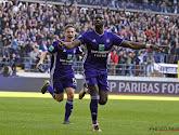 Yannick Bolasie van Anderlecht is opnieuw international bij Congo