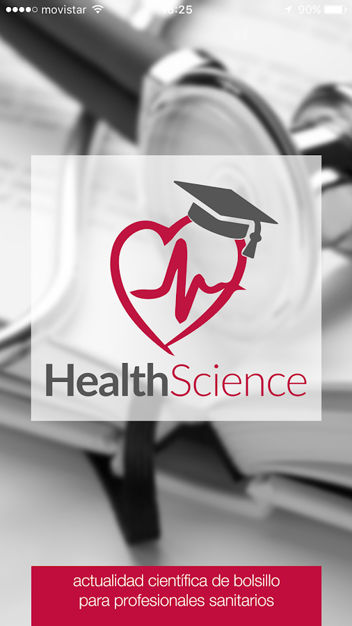 HealthScience- screenshot