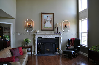 Photo: (Before) Lewis' wall sconces Royersford, PA