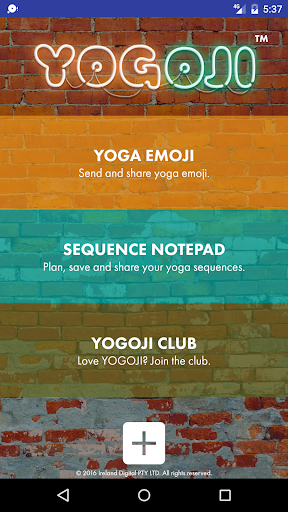 YOGOJI™ screenshot 1
