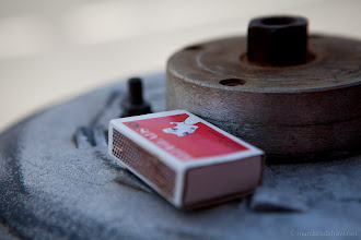 Photo: Matches