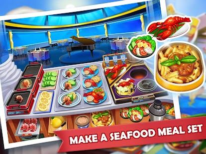 Cooking Madness - A Chef's Restaurant Games Screenshot