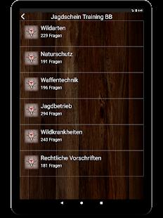 Download Jagdschein Trainer Brandenburg For PC Windows and Mac apk screenshot 9
