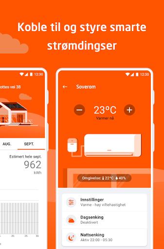 Fjordkraft screenshot 3