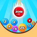 Balls Merge - 2048 icon