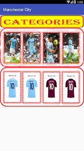 Manchester City Wallpaper Football Logo Club - náhled