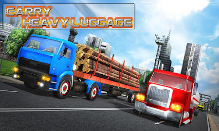 Modern Truck Driving 3D 1.1 screenshot 40690