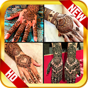 Mehndi Designs Book Offline Fancy Hand Foot Indian icon