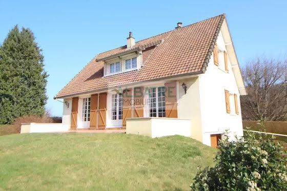 Vente maison 5 pièces 112,6 m2
