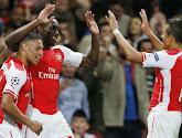 Groupe D: Arsenal enfonce Galatasaray