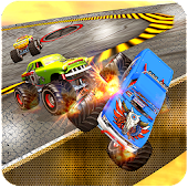 4x4 Monster Truck : Derby destruction simulator 2