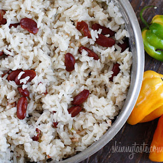 Jamaican Red Beans and Rice Recipe