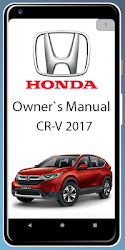 Owners Manual For Honda Cr V 2017