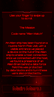 Alien Match- screenshot thumbnail