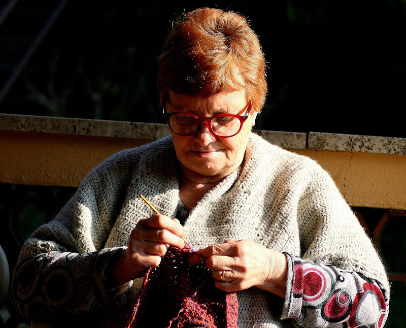 Sferruzzare a maglia  di singi72