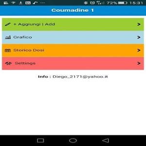 Coumadine Point 1 screenshot 0