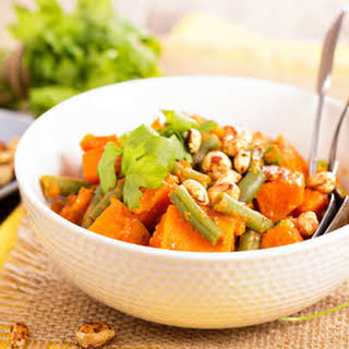 Fall Vegetable Curry.