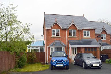 Four bedroom property
