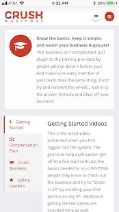 Crush Business - náhled