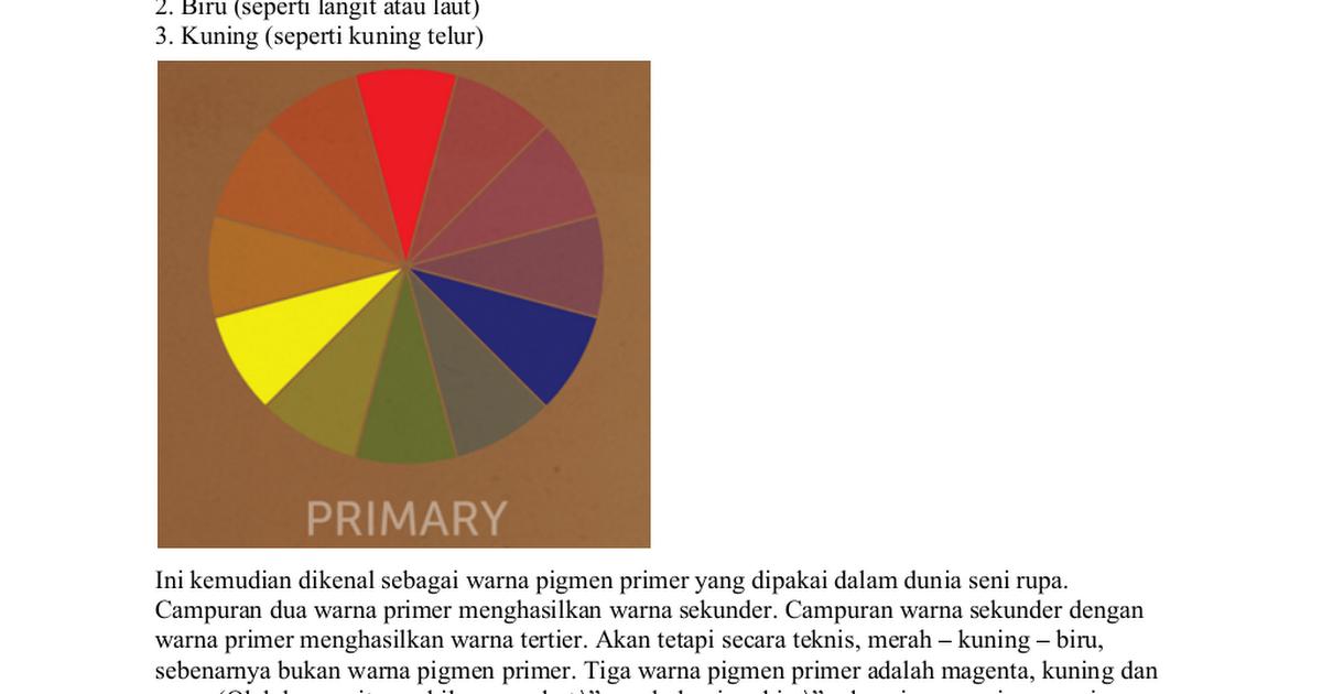 Teori warnacx google drive ccuart Images