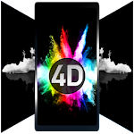 Live Wallpapers 3D--Animated 4D Backgrounds GRUBL™ 1.5.5