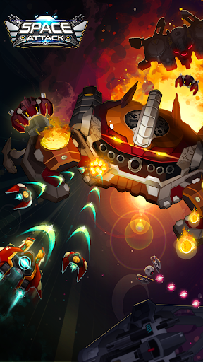 Galaxy Shooter - Space Attack 2.9 screenshots 8