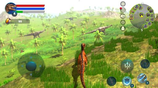 Velociraptor Simulator  screenshots 2
