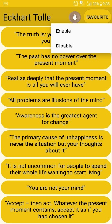 Eckhart Tolle Quotes Android Apps Appagg