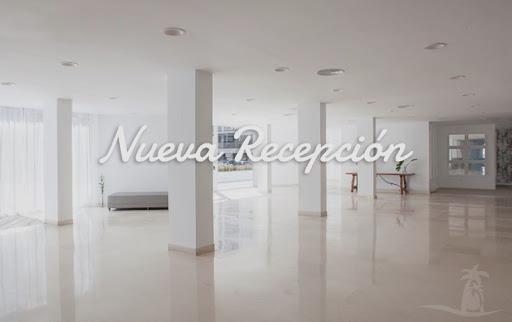Recepcion- Hotel Ibersol Alay