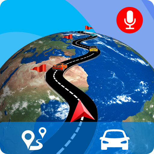 GPS Travel Location - Map Navigation & Street View