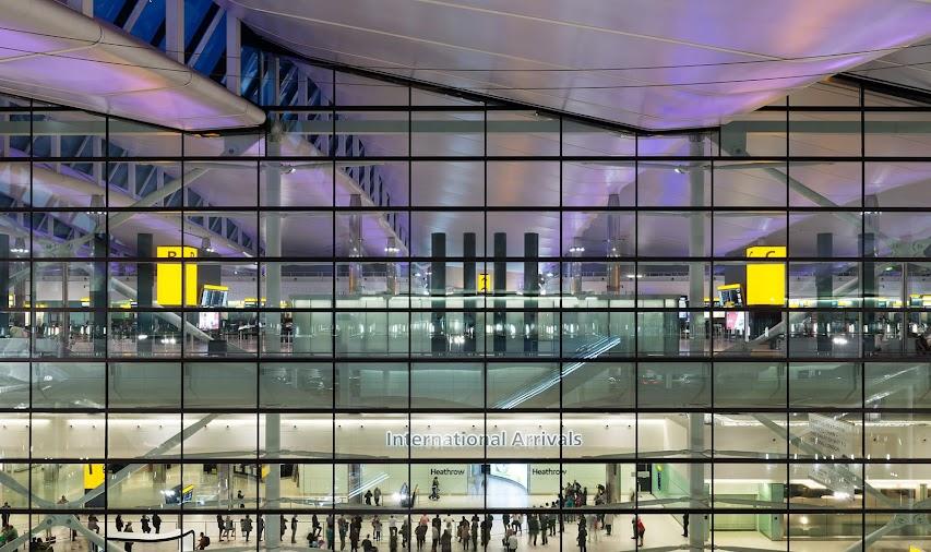 3) London Heathrow Airport, United Kingdom (LHR)