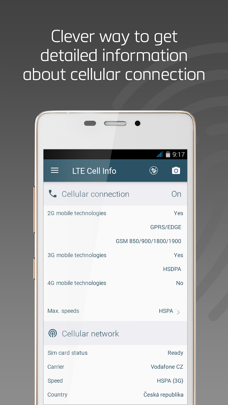 LTE Cell Info: Network Analyzer, WiFi Connection APK Cracked