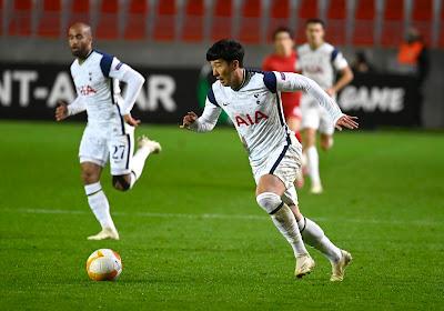 Premier League : Heung-min Son élu joueur du mois d'octobre