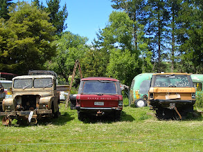 Photo: Landrovers, dovedale valley