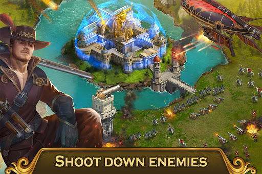 Guns of Glory: Build an Epic Army for the Kingdom - screenshot