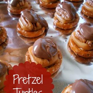 Pretzel Turtles Recipe