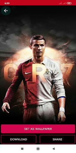 Ronaldo Wallpaper HD 1.11 Screenshots 6