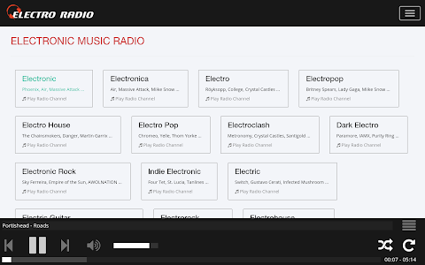 Electronic Music Radio screenshot 3