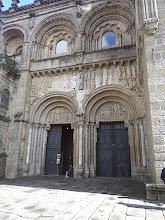 Photo: Entrée principale de la cathédrale